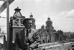 JUAN GUZMÁN, Orson Welles en la Ciudad de México, México, 1942