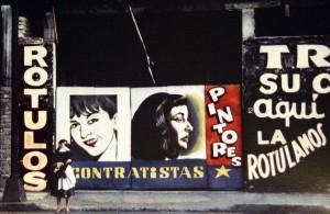 Bernard Plossu en México, 1965-1966