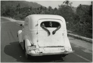 Bernard Plossu en México