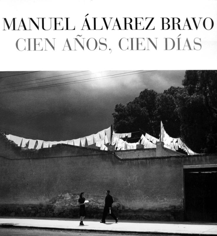 Manuel Álvarez Bravo, Cien años Cien días 2001_fotografica